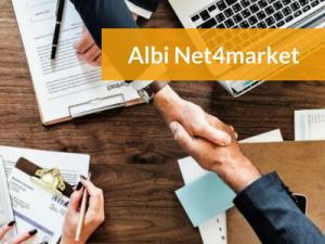 iscrizione Albi Net4market