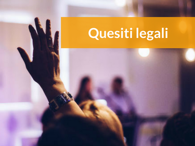 formazione appalti quesiti legali
