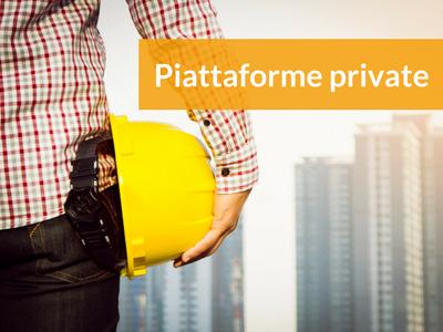 iscrizione piattaforme private